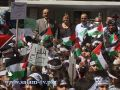 دويكات يشارك الأطفال اعتصامهم أمام مقر الصليب الأحمر تضامناً مع الاسرى