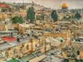 غروب فلسطين - بقلم محمد موسى عساكره