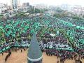 شاهد صور من مهرجان انطلاقة حماس 25 - اكثر من نصف مليون مشارك
