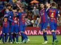 برشلونة يسحق ضيفه أوساسونا بسباعية