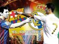 توقع نتيحة مباراة برشلونه × ريال مدريد وادخل بالسحب على جوائز قيمة جدا