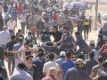 52 شهيداً وأكثر من 2410 جريحاً في مجزرة الاحتلال بغزة