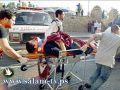 اصابة 3 مواطنين بحادث سير ونقلهم لمستشفى اسرائيلي