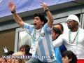 مارادونا: لدينا 23 وحشاً يتوقون لصنع مجد الأرجنتين