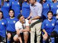 أول ملعب لكرة القدم النسائية في الأردن