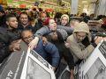 الأمريكيون أنفقوا 23 مليار دولار في 'الجمعة السوداء'