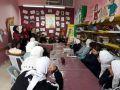 قيادة منطقة طولكرم تزور مدرسة بنات زنوبيا الاساسية - شاهد الصور