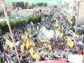 الآلاف بطولكرم يشاركون في مهرجان صبرا وشاتيلا ويبايعون القيادة الفلسطينية