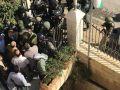 الاحتلال يقتحم ويحاصر مبنى محافظ القدس