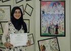 طالبة من غزة تفوز بجائزة رفيعة من منظمة الصحة العالمية
