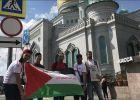 مشجع تونسي: جئت إلى روسيا لرفع علم فلسطين وتشجيع منتخب بلدي