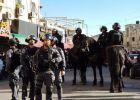 إصابة فتاة وصحفي واعتقال ناشط بالقدس