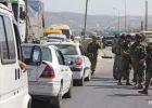 إعادة فتح شارع رام الله ـ نابلس بالقرب من مستوطنة بيت إيل