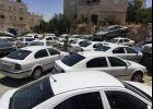 الخليل: ضبط 40 مركبة خاصة تنقل ركاباً مقابل أجر