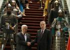 أبو مازن وأردوغان يبحثان القضية ومشاريع اقتصادية