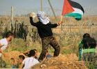 6 إصابات خلال مواجهات على حدود غزة
