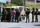 قوات الاحتلال تعتقل 24 فلسطينيا في الضفة