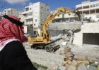 عمليات هدم وتجريف أراضٍ في العيسوية وسط القدس