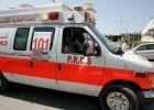 سقوط فتاة من الطابق الثاني في غزة