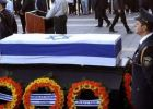 إليكم الدول العربية التي شاركت في جنازة 'بيريز'