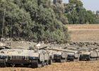 إسرائيل تدرس عملية برية جديدة وقررت تصعيد الرد على الصواريخ