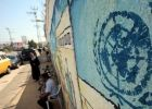 """اللجان الشعبية بغزة تحذر """"الأونروا"""" من التمادي بحق موظفيها"""