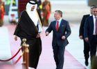 قطر ستدعم الاردن بمبلغ يوزاي كل الدعم الخليجي