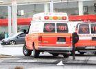 اصابتان في حادث سير