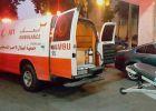 مصرع طفله بعد ان صدمتها مركبة وسط غزة