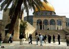 مستوطنون ومجموعة من كبار حاخامات معهد الهيكل يقتحمون الأقصى