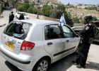 إطلاق نار على مركبة تابعة للمستوطنين قرب رام الله