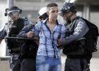 قوات الاحتلال تعتقل 9 مواطنين من القدس فجر اليوم