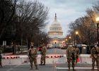 الجيش الامريكي ينشر 25 الف جندي في العاصمة واشنطن