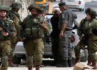 الاحتلال يعتقل 4 مواطنين من نابلس وأريحا