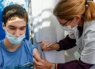نصف الإسرائيليين تلقوا الجرعة الأولى من اللقاح