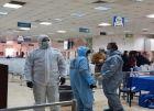 وصول دفعة جديدة من المحجورين في الأردن