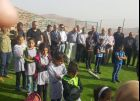 الاحتلال يصادر مدرسة للبدو