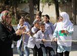 """الرؤيا الفلسطينية تنفذ نشاطاً ترفيهياً لطالبات مدرسة """"الوكال ..."""