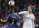 ريال مدريد يواصل السقوط بهزيمته امام سيلتا فيجو