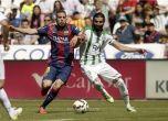 برشلونة يكتسح قرطبة بثمانية أهداف نظيفة