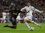 نافاس يقود ريال مدريد إلى التعادل أمام توتنهام في البيرنابيو ...