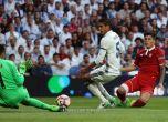 ريال مدريد يسحق إشبيلية ويضع قدمًا على منصة التتويج بالليجا