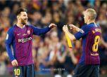 برشلونة يودع إنييستا بالفوز على ريال سوسييداد