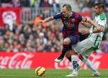 برشلونة يواصل الانتصارات في الكامب نو بخماسية في شباك قرطبة