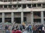 مقتل 5 اشخاص بينهم ضابط وجندي بانفجار قرب وزارة الخارجية الم ...