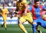 برشلونة يحقق انتصارا ثمينا على حساب ليفانتي ويواصل انفراده ب ...
