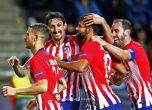 أتلتيكو مدريد يتوج بطلا للسوبر الاوروبي بعد تغلبه على ريال م ...