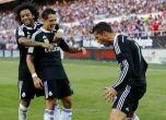 ريال مدريد يقهر اشبيلية بثلاثية الدون رونالدو