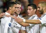ريال مدريد يسجل 8 اهداف في مجزرة ريازور ورونالدو يفك عقدته ب ...