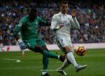راموس يقود ريال مدريد لعبور مالاجا